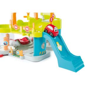 garage voiture pour enfant