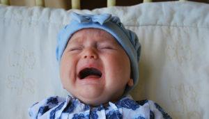 Bebe pleure
