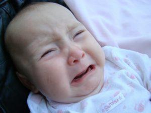 bébé dent